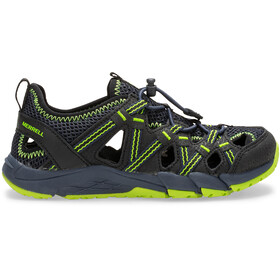 Merrell M-Hydro Choprock Shandal Sandals Kids black/navy/lime